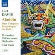 Carl Davis - Aladdin Ballet   CD