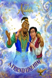 Disney Aladdin: A Friend Like Him | Hardback Book