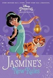 Disney Aladdin: Jasmine Beginnings: Jasmine's New Rules | Paperback Book