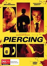 Piercing | DVD