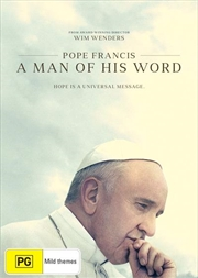 Pope Francis - A Man Of His Word | DVD