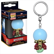Spider-Man: Far From Home - Mysterio Pocket Pop! Keychain