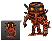 Spider-Man: Far From Home - Molten Man Glow US Exclusive Pop! Vinyl [RS] | Pop Vinyl