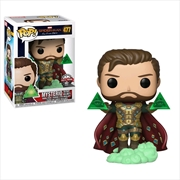 Spider-Man: Far From Home - Mysterio Unmasked US Exclusive Pop! Vinyl [RS]