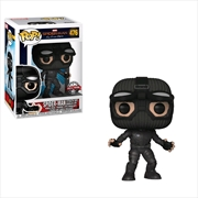 Spider-Man: Far From Home - Stealth Suit Goggles Up US Exclusive Pop! Vinyl [RS] | Pop Vinyl