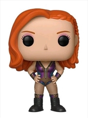 WWE - Becky Lynch Pop! Vinyl