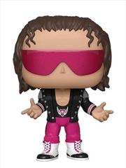 WWE - Bret Hart Pop! Vinyl