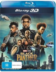 Black Panther | 3D Blu-ray