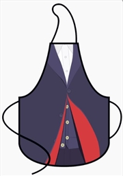 Doctor Who - Twelfth Doctor Apron In A Tube