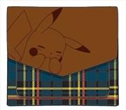 Pokemon - Pikachu Tartan Bifold Wallet