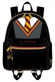 Harry Potter - Uniform Mini Backpack