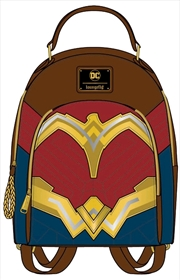 Wonder Woman - Costume Mini Backpack | Apparel