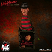 A Nightmare on Elm Street - Freddy Burst-A-Box | Collectable