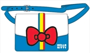 Hello Kitty - Striped with Bow Bum Bag