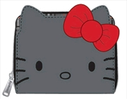 Hello Kitty - Grey Bifold Wallet with Bow