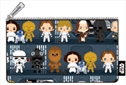 Star Wars - Death Star Chibi Print Pencil Case
