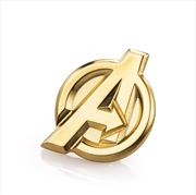 Marvel Avengers Gilt Insignia Lapel Pin
