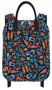 Coco - Collage Backpack | Apparel