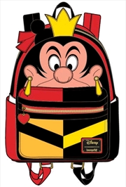 Alice in Wonderland - Queen of Hearts Mini Backpack | Apparel