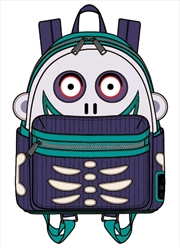 A Nightmare Before Christmas - Barrel Mini Backpack | Apparel