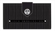 A Nightmare Before Christmas - Black Jack Flap Wallet