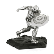 Captain America First Avenger Figurine | Merchandise