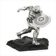 Captain America First Avenger Figurine | Merchandise