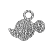 Disney Mickey Mouse - Dimpled Silhouette Mickey Pendant