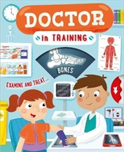 Doctor In Training | Paperback Book