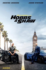 Fast And Furious - Hobbs And Shaw