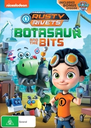 Rusty Rivets - Botasaur And The Bits | DVD