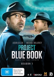 Project Blue Book - Season 1 | DVD
