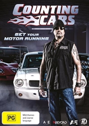 Counting Cars - Get Your Motor Running