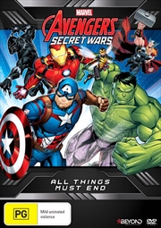 Avengers Secret Wars - All Things Must End