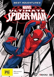 Ultimate Spider-Man - Best Adventures | DVD