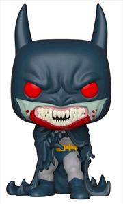 Batman - Batman Red Rain Pop! Vinyl