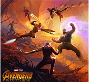Marvels Avengers: Infinity War - The Art of the Movie