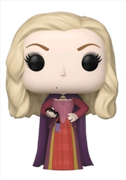 Hocus Pocus - Sarah Sanderson with Spider Pop! Vinyl