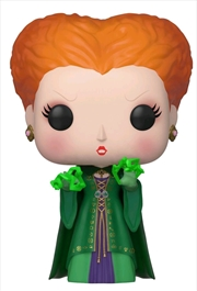 Hocus Pocus - Winifred Sanderson with Magic Pop! Vinyl | Pop Vinyl