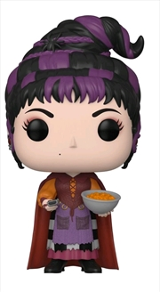 Hocus Pocus - Mary Sanderson with Cheese Puffs Pop! Vinyl | Pop Vinyl