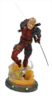 Deadpool - Unmasked Marvel Gallery PVC Diorama | Merchandise