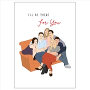 Birthday Card - There For You