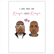 Love Card - I love You