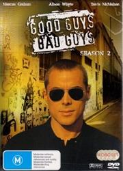 Good Guys, Bad Guys - Season 2   DVD