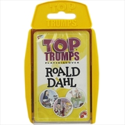 Top Trumps - Roald Dahl Vol 1