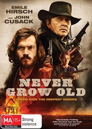 Never Grow Old | DVD