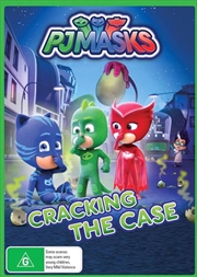 PJ Masks - Cracking The Case | DVD