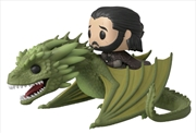 Game of Thrones - Jon Snow on Rhaegal Pop! Ride