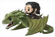 Game of Thrones - Jon Snow on Rhaegal Pop! Ride