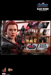 "Avengers 4: Endgame - Black Widow 12"" 1:6 Scale Action Figure"